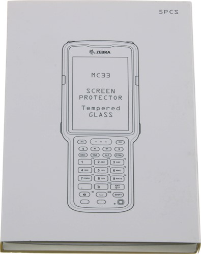 Screen protector for Zebra MC3300-MC3300x