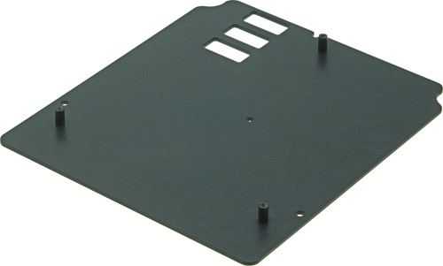 Mounting plate for Zebra ZD420d-ZD620d