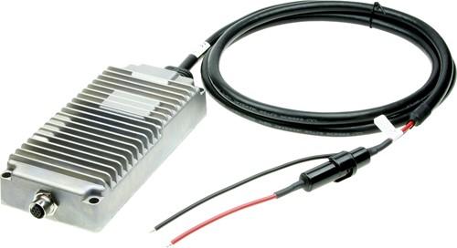 Zebra DC converter 9-30VDC to 12VDC 2.5A