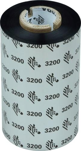 Zebra 3200 Wax/Resin ribbon 110mm x 300m for GT800 printers
