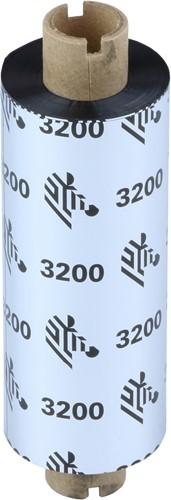 Zebra 3200 Wax/Resin ribbon 84mm x 74m