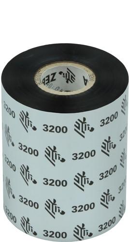 Zebra 3200 Wax/Resin ribbon 83mm x 300m