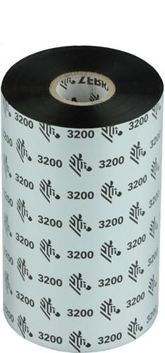 Zebra 3200 Wax/Resin ribbon 131mm x 450m