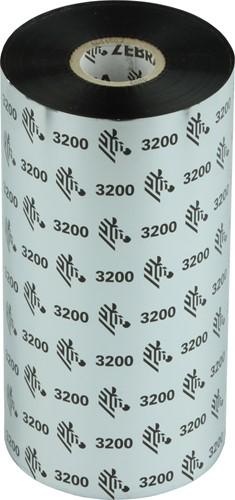 Zebra 3200 Wax/Resin ribbon 156mm x 450m
