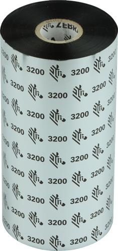 Zebra 3200 Wax/Resin ribbon 174mm x 450m
