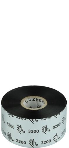 Zebra 3200 Wax/Resin ribbon 40mm x 450m