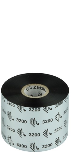 Zebra 3200 Wax/Resin ribbon 60mm x 450m