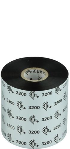 Zebra 3200 Wax/Resin ribbon 80mm x 450m