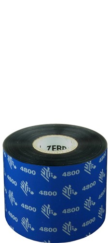 Zebra 4800 Resin ribbon 60mm x 450m