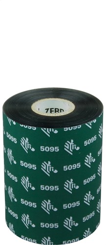 Zebra 5095 Resin ribbon 89mm x 450m