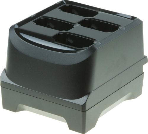 4-Slot battery charger for Zebra MC9300
