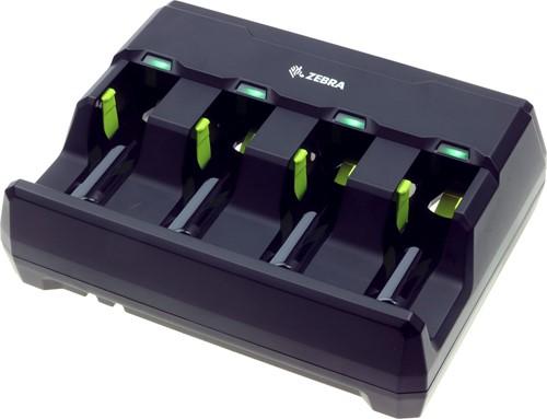 4-Slot battery charger for Zebra DS3678-LI3678