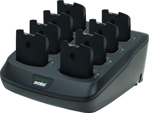 8-Slot battery charger for Zebra CS4070