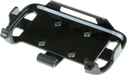 Rigid holster with belt clip for Zebra EC30