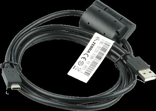 USB to USB-C cable for Zebra EC30-TC20-TC25-MC9300