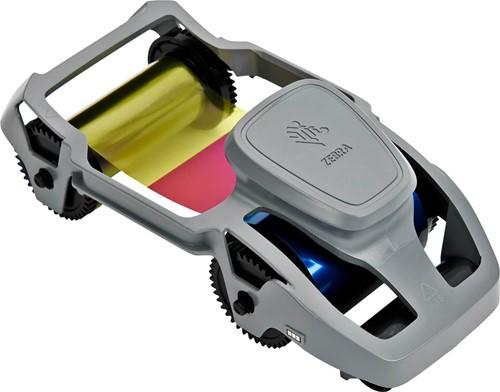 YMCKO Printer ribbon for Zebra ZC100-ZC300-ZC350 (200 prnt.)