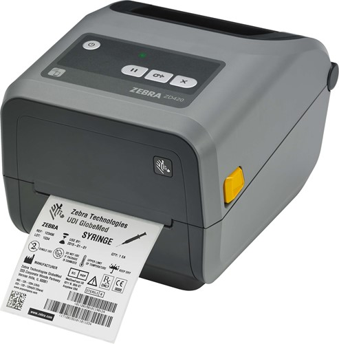 Zebra ZD420c 203dpi (USB-BT-WLAN)