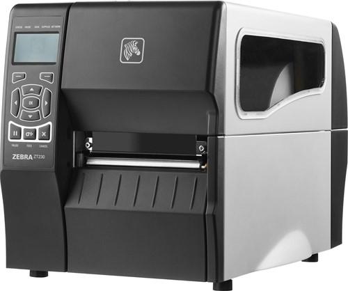 Zebra ZT230 DT 203dpi Dispenser-Liner Rewind (USB-SER)