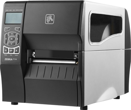 Zebra ZT230 DT 300dpi Dispenser (USB-SER)
