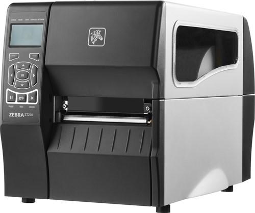 Zebra ZT230 DT 203dpi Dispenser (USB-SER)