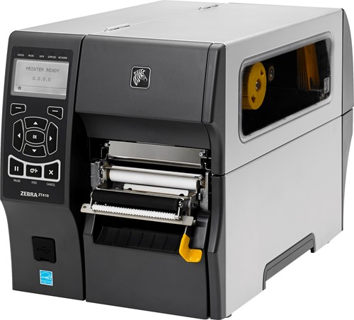 Zebra ZT410 300dpi Dispenser (USB-SER-ETH-BT)