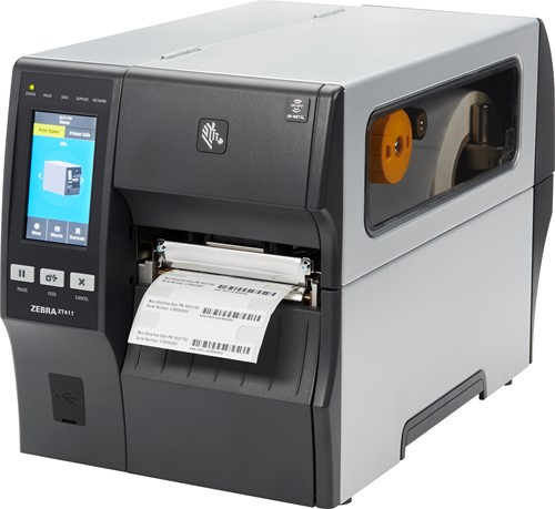 Zebra ZT411 203dpi printer RFID UHF (USB-SER-ETH-BT)