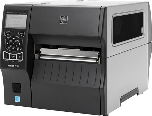 Zebra ZT420 300dpi Rewind-Dispenser (USB-SER-ETH-BT)