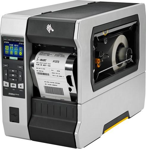 Zebra ZT610 203dpi Rewind-Dispenser (USB-SER-ETH-BT)