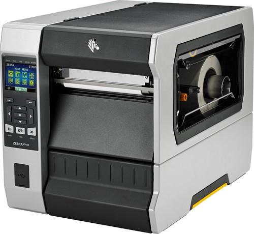 Zebra ZT620 203dpi Rewind-Dispenser (USB-SER-ETH-BT)
