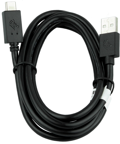 USB-A to USB-C cable for Zebra TC20-TC25