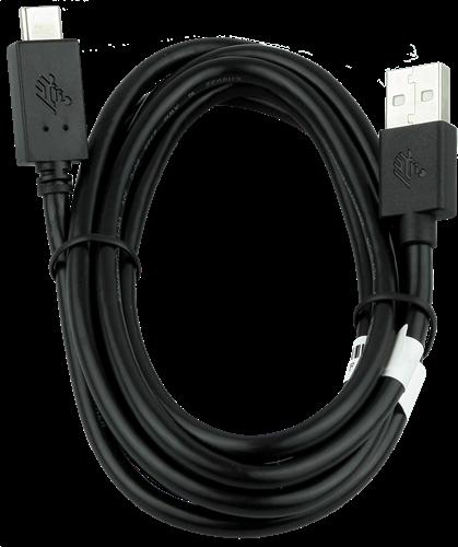 USB to USB-C cable for Zebra TC20-TC25
